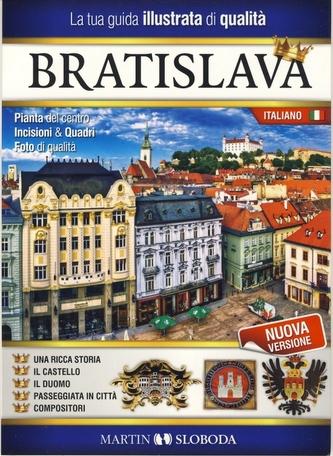 Bratislava obrázkový sprievodca TAL - Bratislava guida illustrata