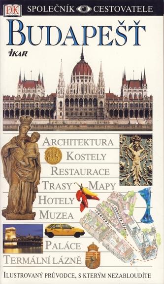 Budapešť - společník cestovatele
