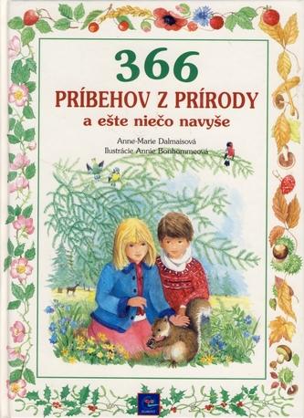 366 príbehov z prírody a ešte niečo navyše