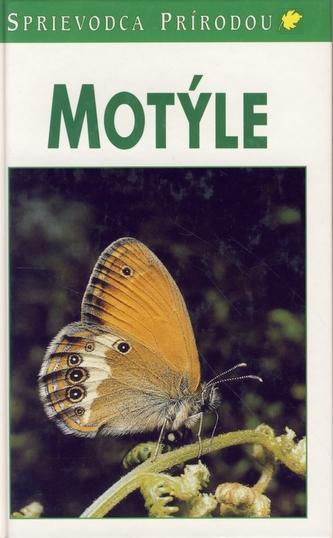 Motýle - sprievodca prírodou 2.vydanie