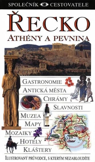 Řecko - spoločník cestovatele 2.vydání