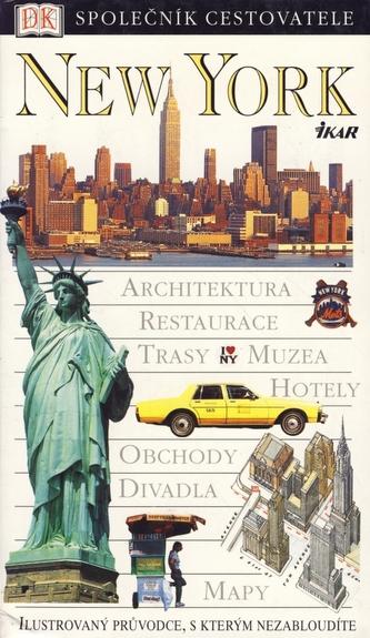 New York - společník cestovatele 2.vyd.