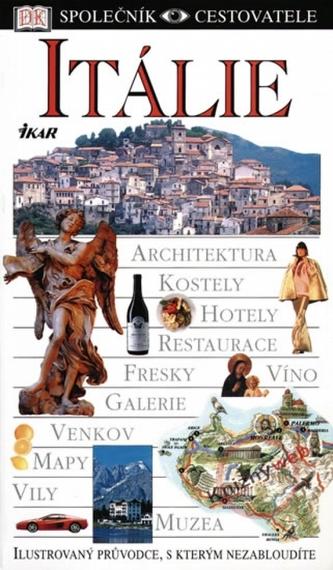 Itálie - Spoločník cestovatele