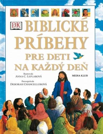 Biblické príbehy pre deti na každý deň