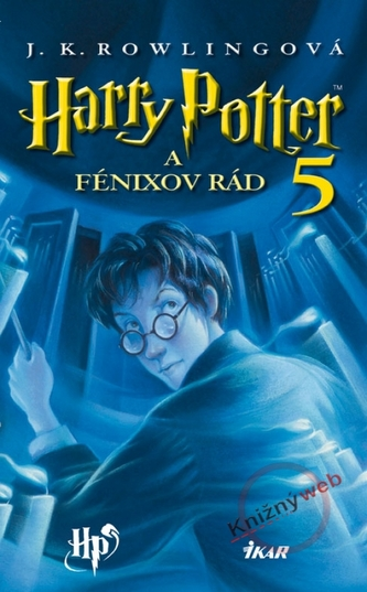 Harry Potter 5 - A Fénixov rád