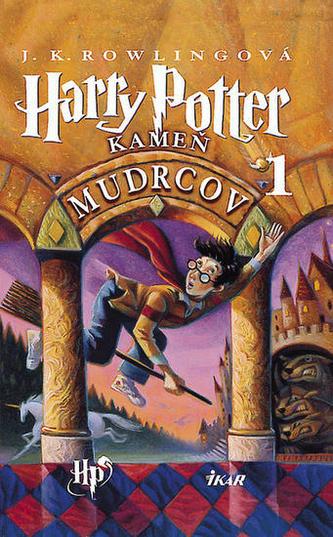 Harry Potter 1 - A Kameň mudrcov