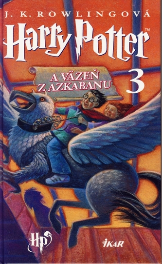 Harry Potter 3 - A väzeň z Azkabanu