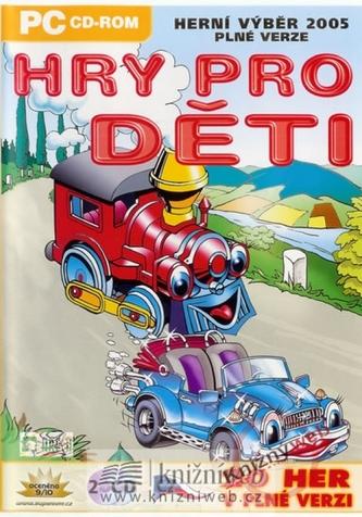 Hry pro deti  2CD-ROM