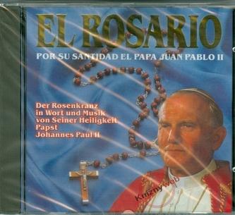 Ján Pavol II. El Rosario CD