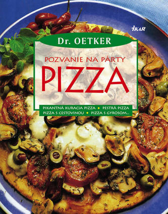 Pizza - Pozvanie na párty