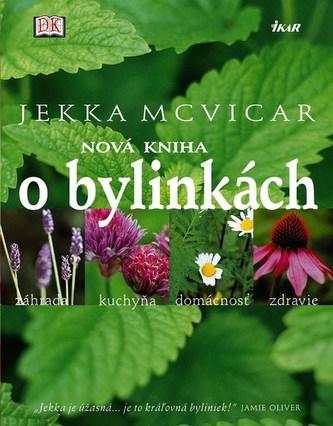 Nová kniha o bylinkách