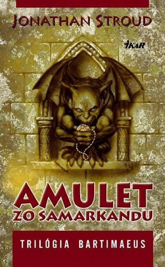 Amulet zo Samarkandu - Bartimaeus 1