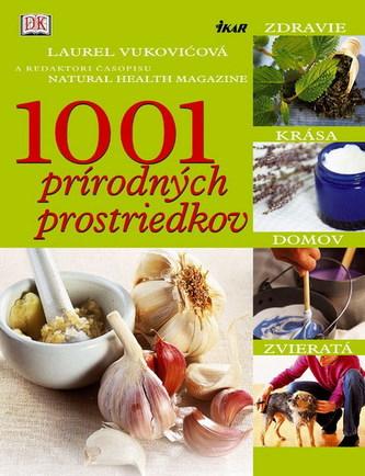 1001 prírodných prostriedkov