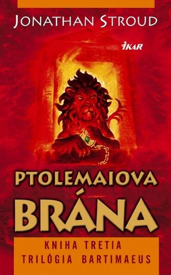 Ptolemaiova brána - Bartimaeus 3