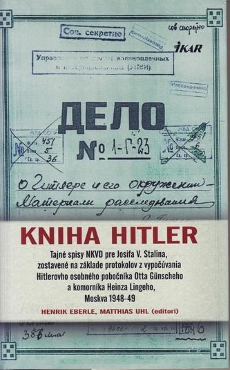 Kniha Hitler
