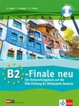 B2 Finale neu, Ubungsbuch + CD
