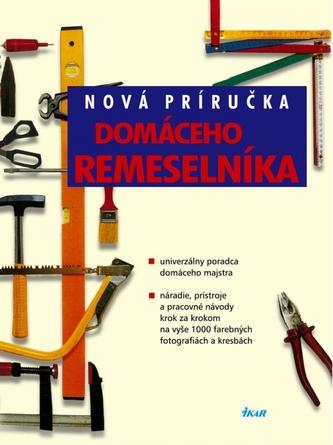 Nová príručka domáceho remeselníka - 2. vydanie