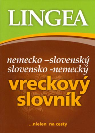 Nemecko-slovenský slovensko nemecký vreckový slovník