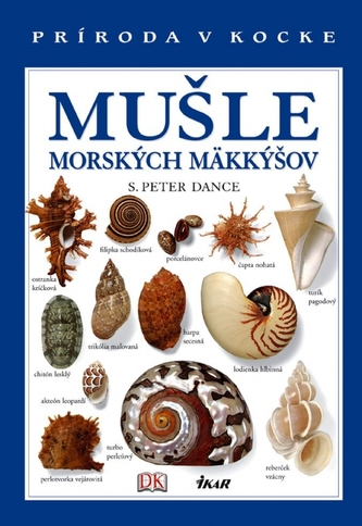 Mušle morských mäkkýšov