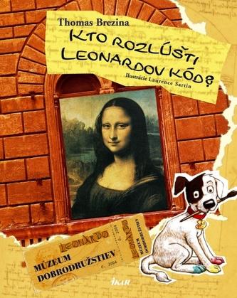 Kto rozlúšti Leonardov kód?