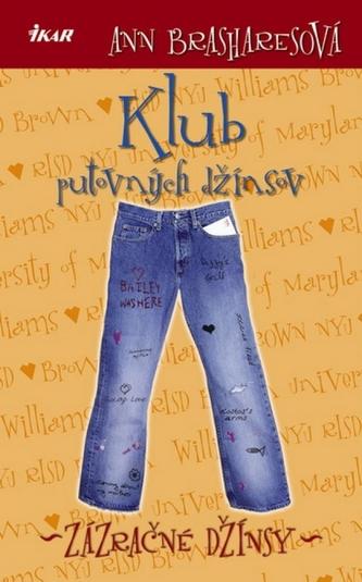 Klub putovných džínsov 3