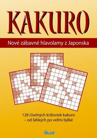Kakuro-nové zábavné hlavolamy