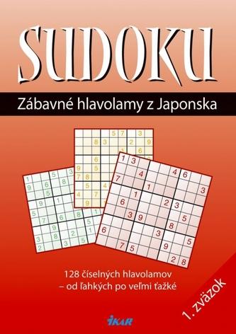 Sudoku 1. zväzok