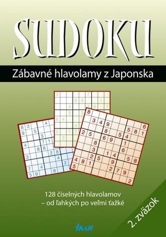 Sudoku 2. zväzok