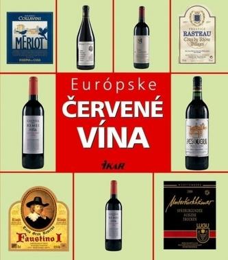 Európske červené vína
