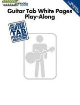 Guitar Tab White Pages - Play-Along + 6x CD