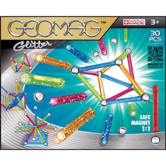 Geomag Glitter 30 pcs
