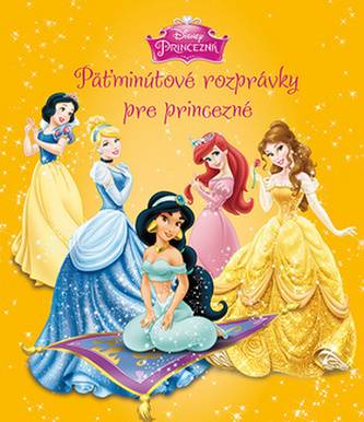 Päťminútové rozprávky pre princezné 1 žltá