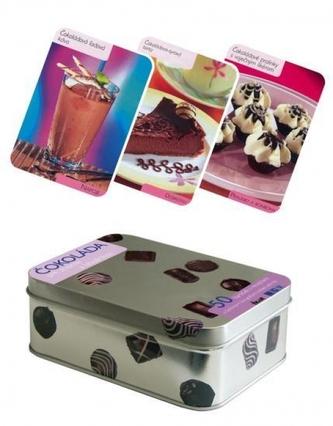 Čokoláda - box