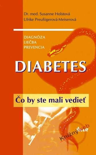 Diabetes. Čo by ste mali vedieť