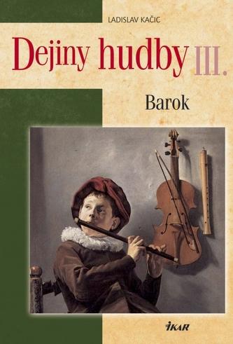 Dejiny hudby III. - Barok