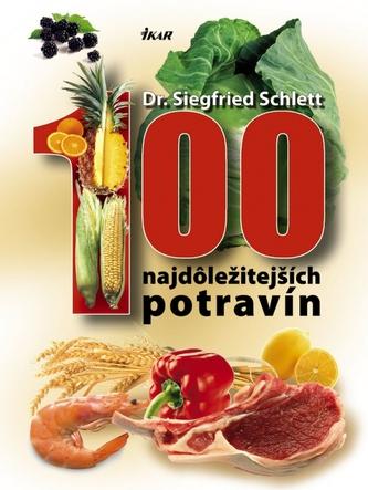100 najdôležitejších potravín