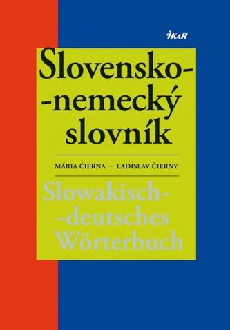 Slovensko-nemecký slovník - Čierna M. - Čierny L.