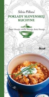 Poklady slovenskej kuchyne: Dolné Považie, stredné Považie, horné Považie