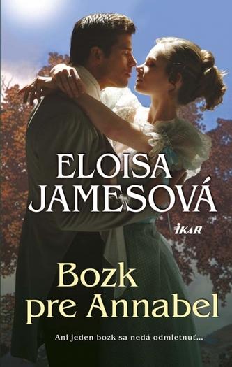 Bozk pre Annabel - Jamesová Eloisa