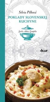 Poklady slovenskej kuchyne: Šariš, Abov, Zemplín