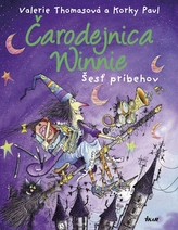 Čarodejnica Winnie - šesť príbehov
