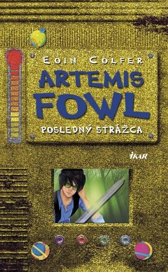 Artemis Fowl a posledný strážca, 8. diel