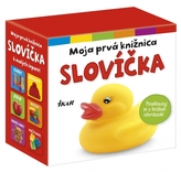 Moja prvá knižnica – Slovíčka