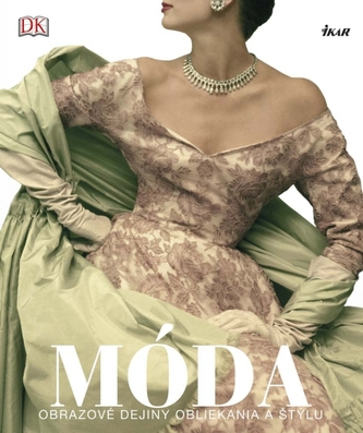 Móda - Obrazové dejiny obliekania a štýlu - Linda Perina