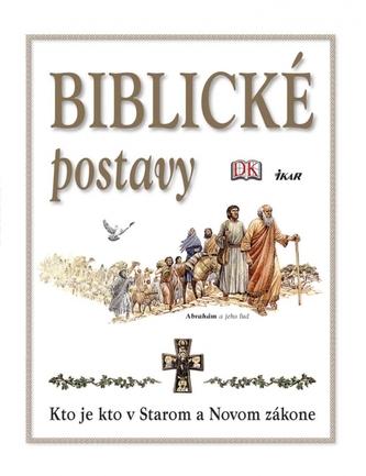 Biblické postavy - Stephen Motyer