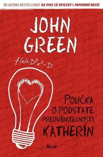 Poučka o podstate predvídateľnosti Katherín - John Green
