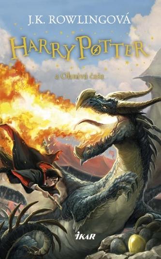 Harry Potter 4 - A ohnivá čaša, 3. vydanie - Rowlingová Joanne K.