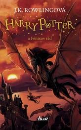 Harry Potter 5 - A Fénixov rád, 3. vydanie