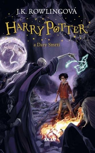 Harry Potter 7 - A dary smrti, 3. vydanie
