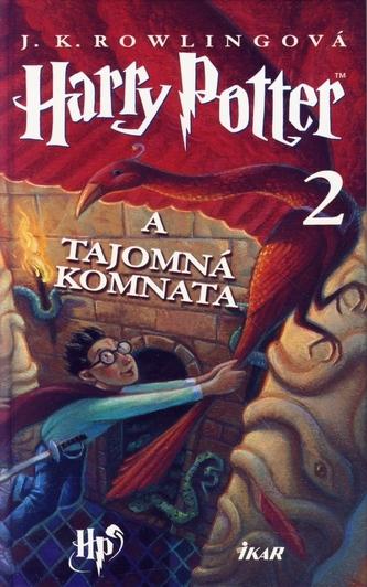 Harry Potter 2 - A tajomná komnata, 2. vydanie